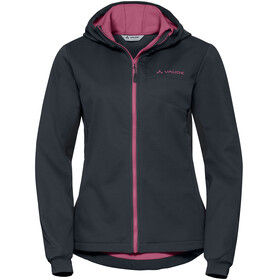VAUDE Chiva III Softshell Jacket Women phantom black
